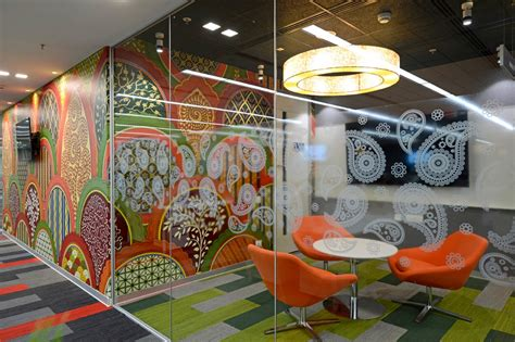 design experiment hyderabad nizam culture reflects in office decor of pegasystems