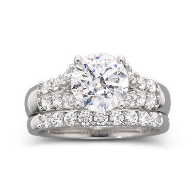 diamonart 174 cubic zirconia engagement ring jcpenney