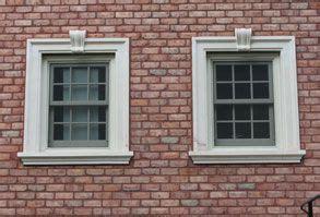 masonry depot  york window surrounds window trim