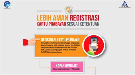 detik registrasi sim card review registrasi ulang nomor sim card ponsel hari