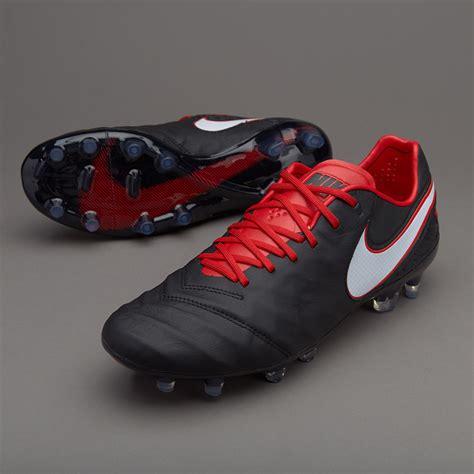 Sepatu Bola Nike Boot sepatu bola nike original tiempo legend vi fg black white