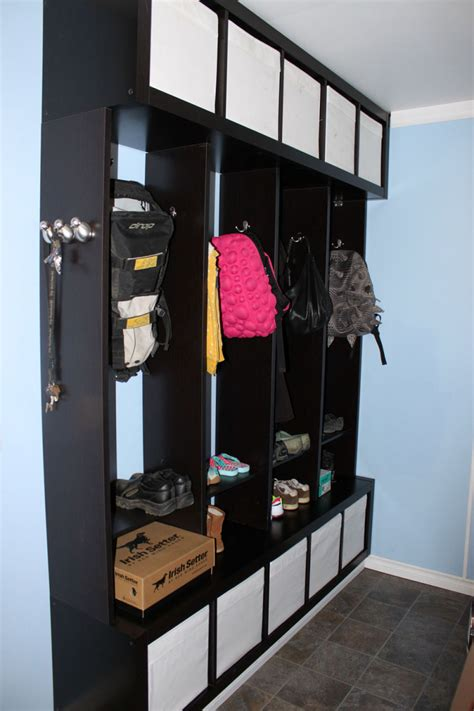 ikea locker expedit ekby mudroom locker ikea hackers ikea hackers