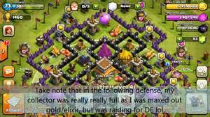 Coc best th8 defense