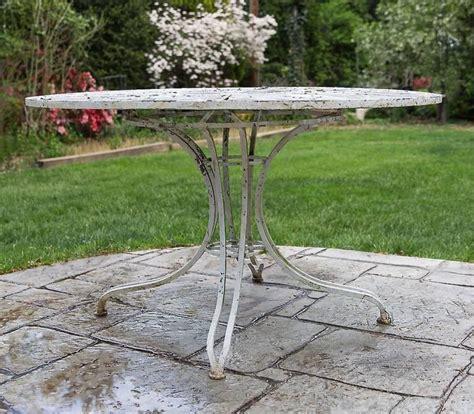 woodard sculptura wrought iron outdoor garden