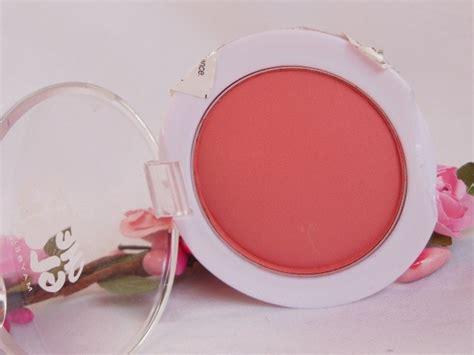 Maybelline Blush On Cheeky Glow Fresh Coral maybelline cheeky glow blush fresh coral review swatch fotd fashion lifestyle