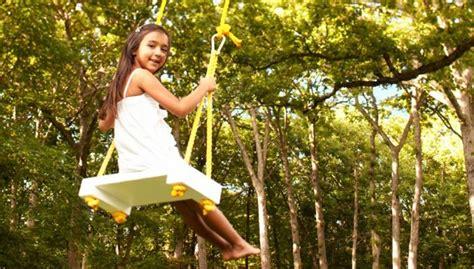 Fabriquer Une Balancoire by Fabriquer Une Balan 231 Oire Simple Pour Enfant