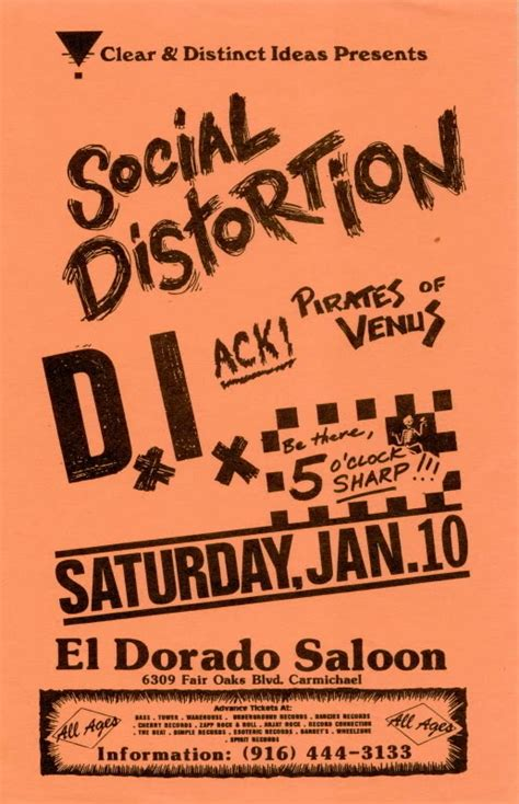Kaos Band Social Distortion loserlist69