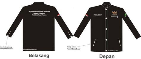 desain gambar untuk jaket contoh desain jaket untuk aktivis kus nobel kurniadi