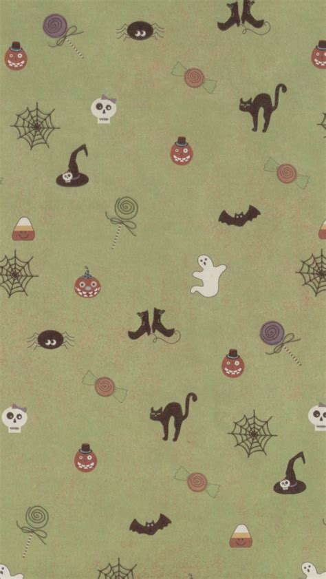 cute pattern iphone backgrounds cute halloween pattern iphone 5 wallpaper ipod wallpaper