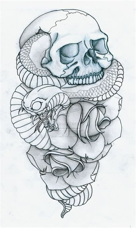 skull heart tattoo 35 best skull and designs images on