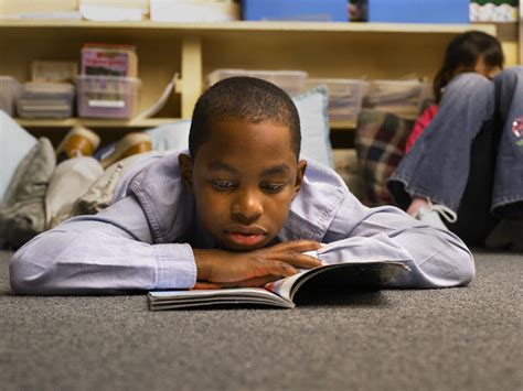William D Jackson Reading Comprehension And Black