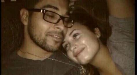 fotos de demi lovato desnuda con su novio wilmer se filtran nuevas fotos de demi lovato y su novio foto