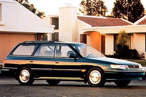 1990 94 subaru legacy consumer guide auto