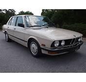 1987 BMW 518i – German Cars For Sale Blog