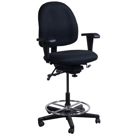 home office furniture ideas for comfort and ergonomic ergonomic comfort design alexis 205js used stool black