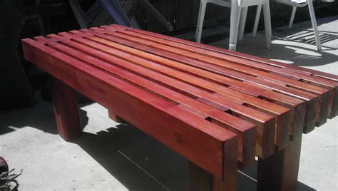 benches diy modern outdoor bench design of diy wooden garden bench ign