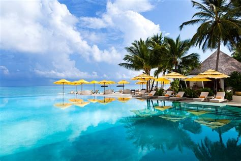 holiday place the maldives best family resorts cond 233 nast traveller