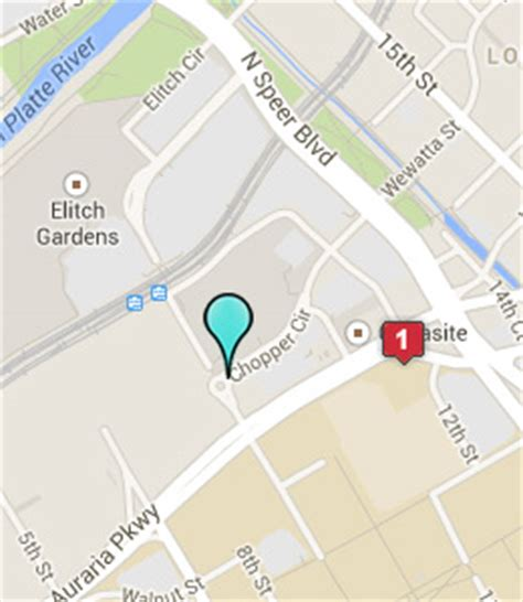 Directions To Elitch Gardens by Hotels Near Pepsi Center Denver Co