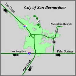 city of san bernardino about the city