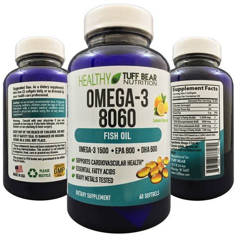 omega 3 supplements tuff omega 3 supplements