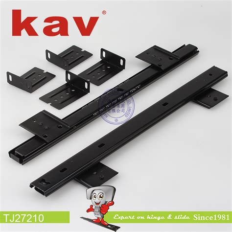 keyboard drawer slides 3 4 extension keyboard drawer slide kav intelligent