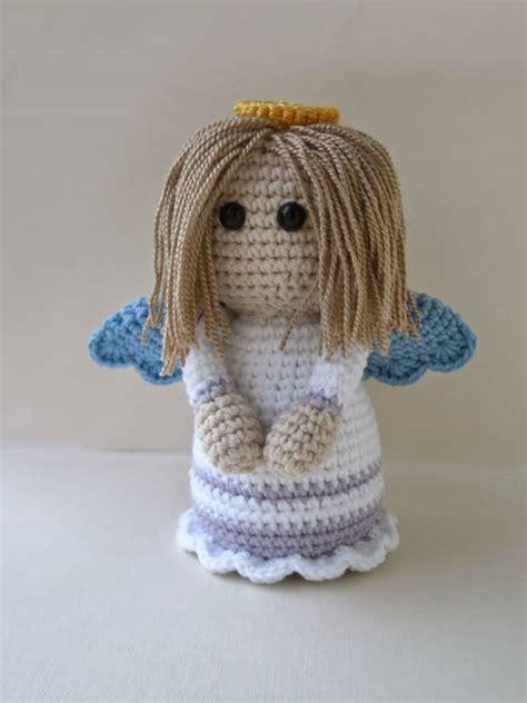 free pattern amigurumi angel lovely angel crochet pattern amigurumi today