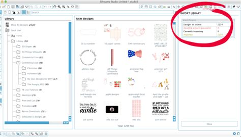 how to organize your silhouette library how to move your silhouette studio library to a new computer silhouette school