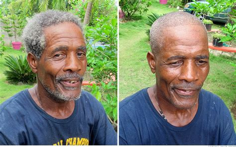 homeless haircuts before and after homeless haircut transformations hairstylegalleries com
