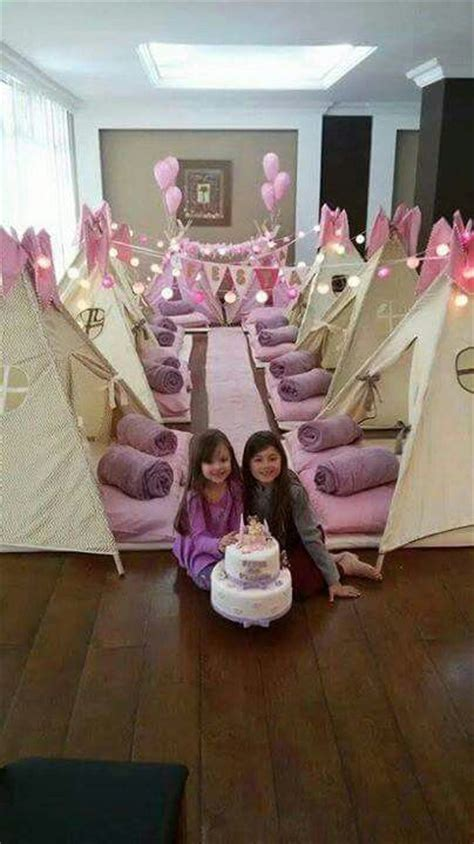 themes for a girl slumber party 17 best images about party ideas on pinterest