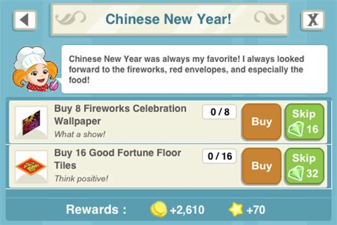 restaurant story new year restaurant story adventures new year goals in