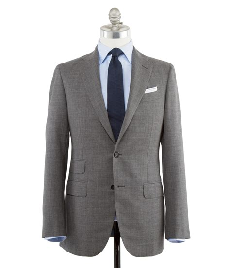 Oxford Grey sid mashburn no 3 suit sidmashburn