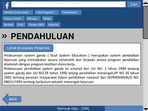 contoh latar belakang membuat web contoh power point presentasi pkl