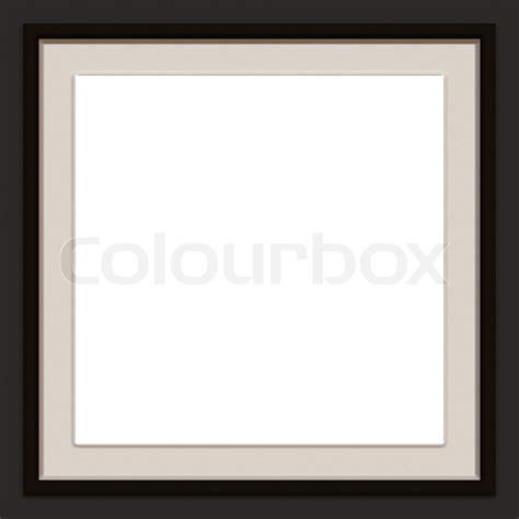 eine moderne zeitgen 246 ssische bilderrahmen stock foto - Moderne Bilderrahmen