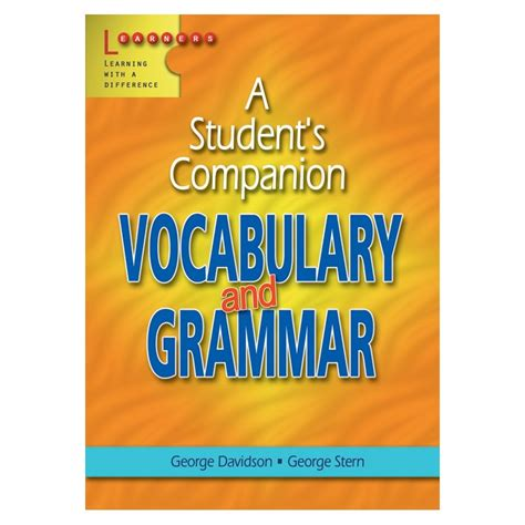 0007499663 vocabulary and grammar for the a students companion vocabulary and grammar english wooks