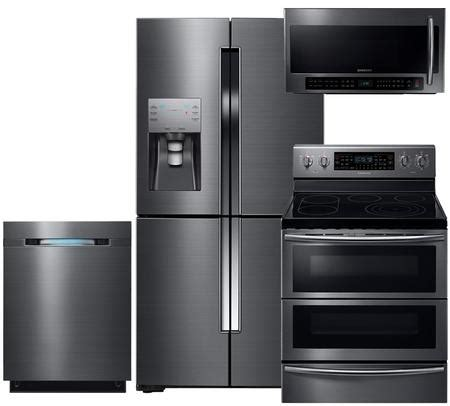 samsung appliance black stainless steel kitchen appliance pa