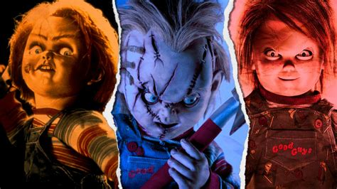 chucky film series the child s play movies are like exposure therapy for