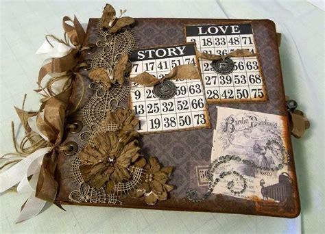 Wedding Album Vintage by Creative Cafe Quot Harmony Quot Vintage Wedding Album