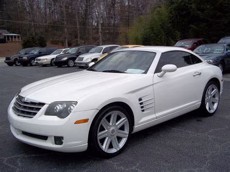 Buy Chrysler Crossfire by Chrysler Crossfire Convertible For Sale Image 107