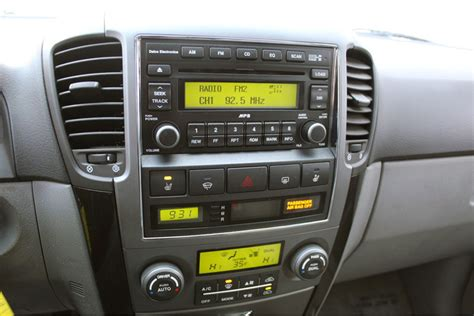 Kia Sorento Radio Kia Sorento Aftermarket Navigation Dvd Car Stereo