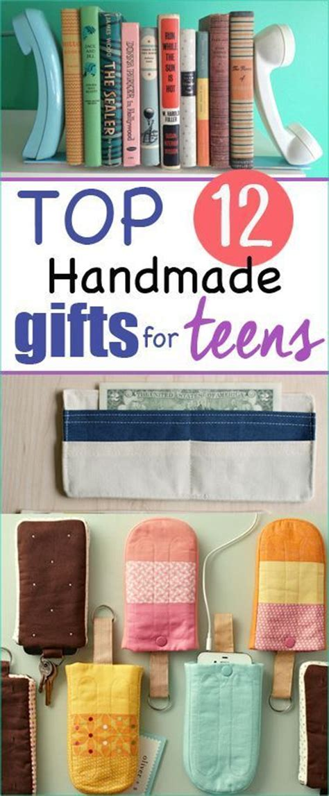 Handmade Gifts For Teenagers - 12 handmade gifts for awesome gifts for