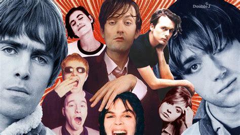 brit pop hair style britpop the j files double j