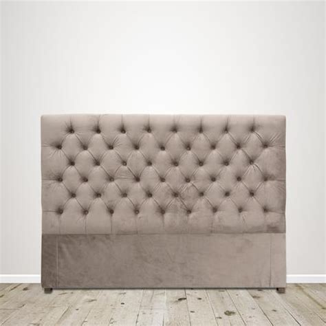 deep buttoned headboard furniture leopold hall