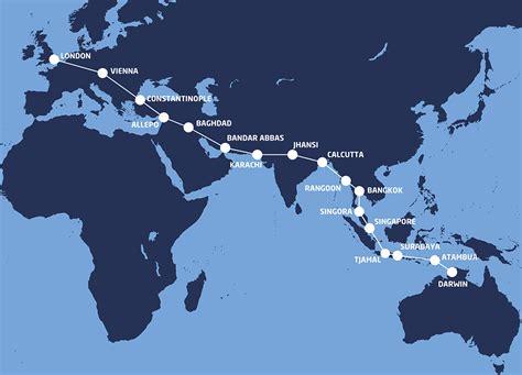 map uk to australia s flight from to australia johnson arts