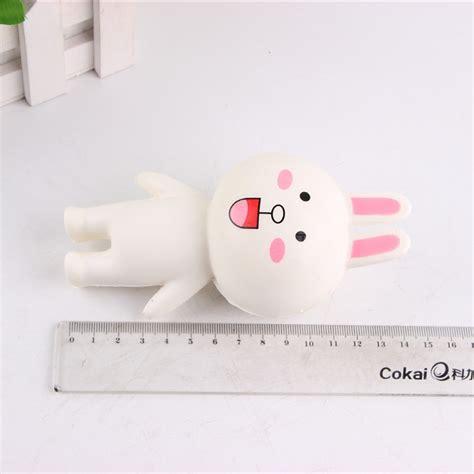 Rabbit Bun Squishy squishy rabbit bun bunny jumbo 14cm rising with packaging collection gift decor sale