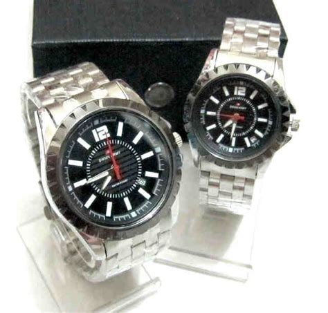 Jam Tangan Swiss Army Titanium 301 moved permanently