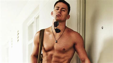 channing tatum photos stripping and channing tatum reveals how many women he took home after