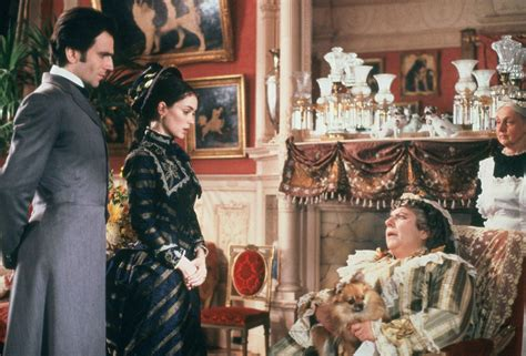 the age of innocence pin still of pfeiffer and daniel day lewis in the