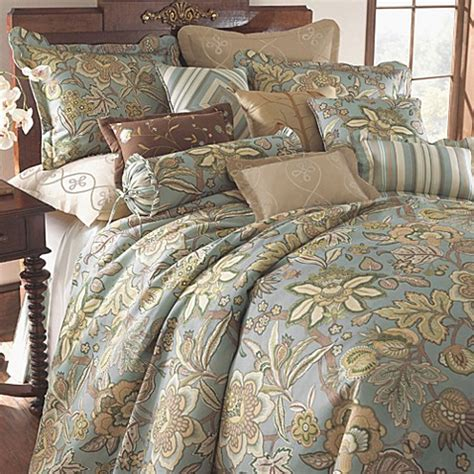 rose tree bedding discontinued rose tree verona comforter set 100 cotton bed bath