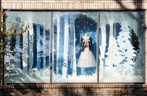 The Winter White Anthropologie Travel Duffle by Highlight Anthropologie Windows
