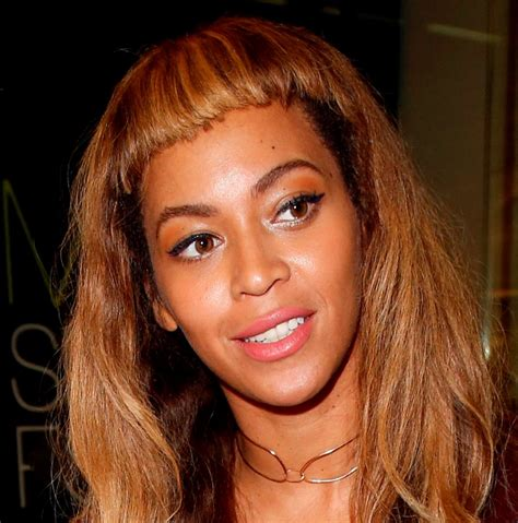Beyonces New by Beyonce S New Hairstyle And American Award